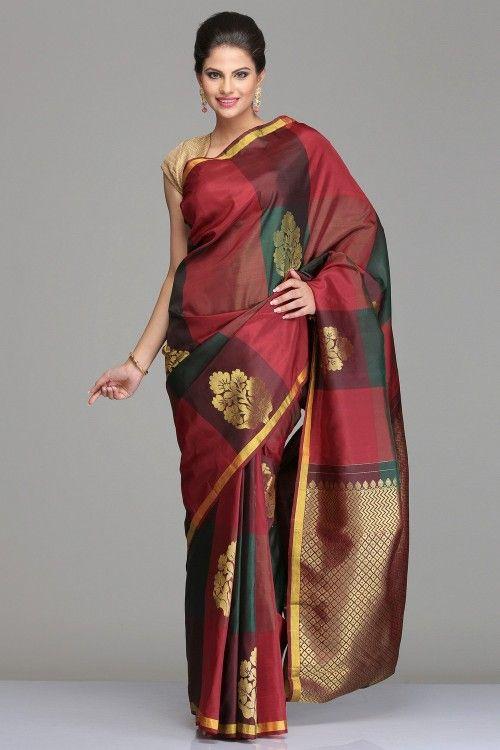 f96758c300d Buy Kanjeevaram Silk Sarees Online
