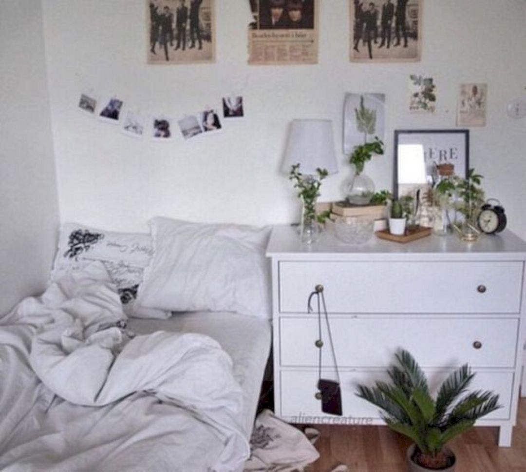 Aesthetic Room Decor Tumblr Aesthetic Room Decor Tumblr Design Ideas And Photos Tumblrroom Aesthetic Room Decor Tum Dormitorio Hipster Dormitorios Cama Azul