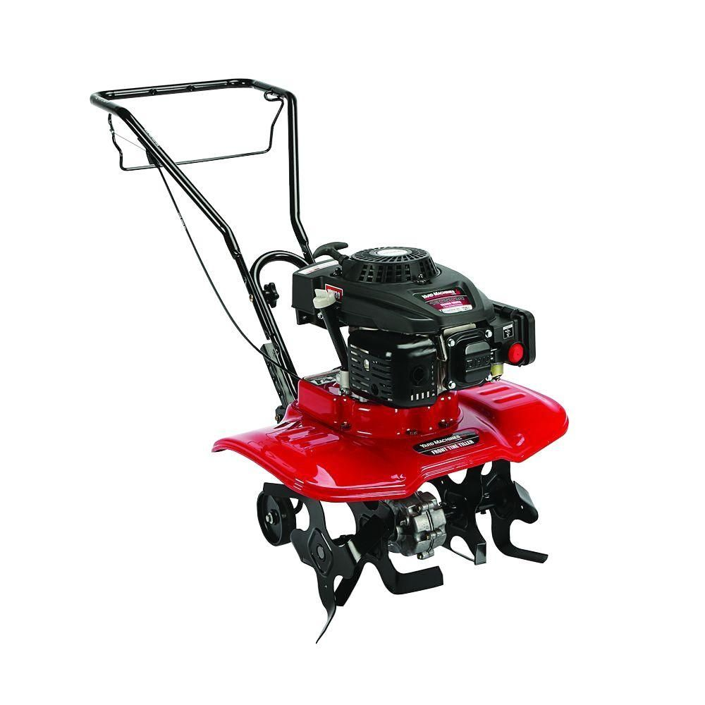 Yard Machines 24 In 159cc Front Tine Forward Rotating Gas Tiller