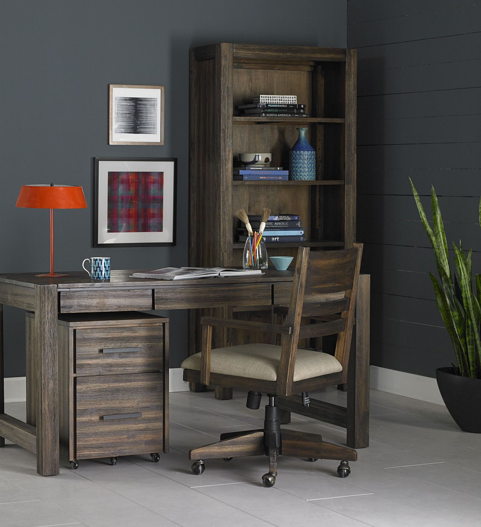 Avondale Home Office Furniture Collection, Created For