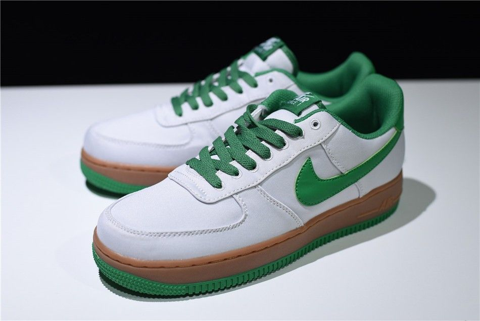 air force 1 nere e verdi