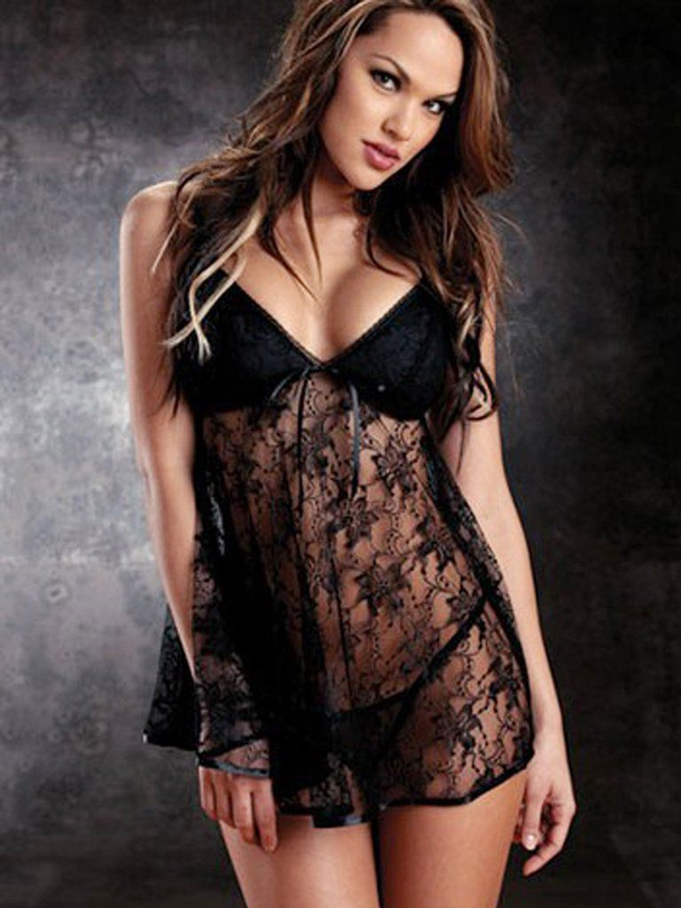 f675ab8c0ba Erotic Lingerie Intimate Sleepwear Robe Night Gown - Plus Size