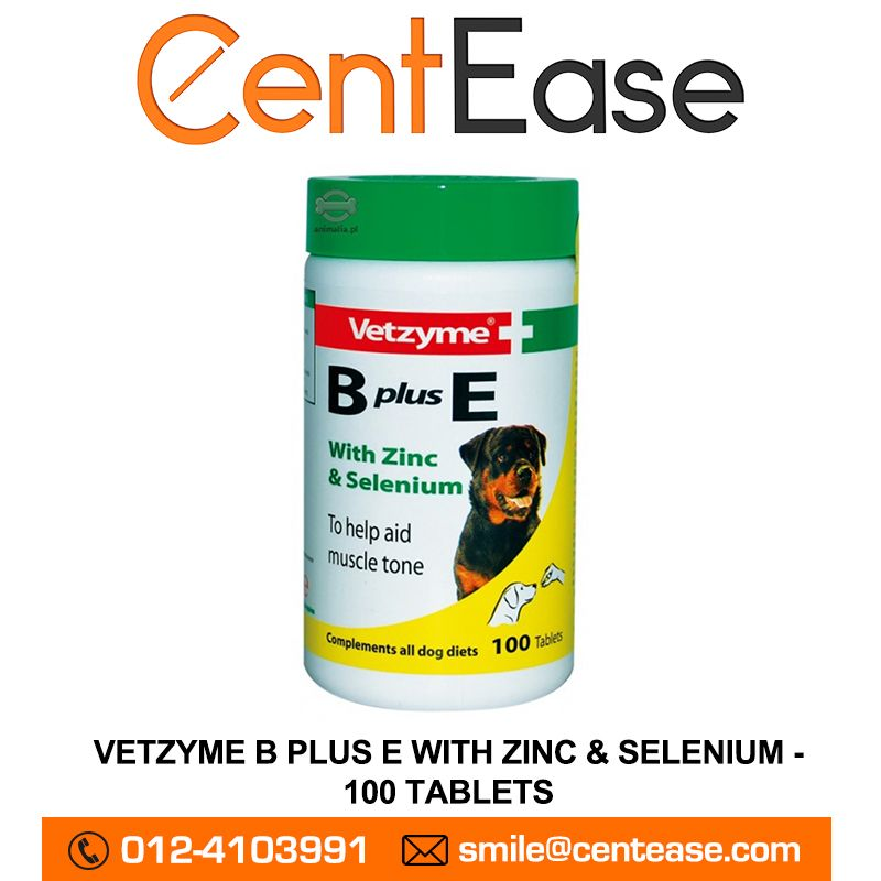 Purchase Vetzyme At Centease Malaysia Please Call 012 4103991