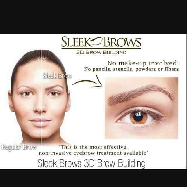 Sleekbrows3d Get Trained And Learn How To Thread Measure