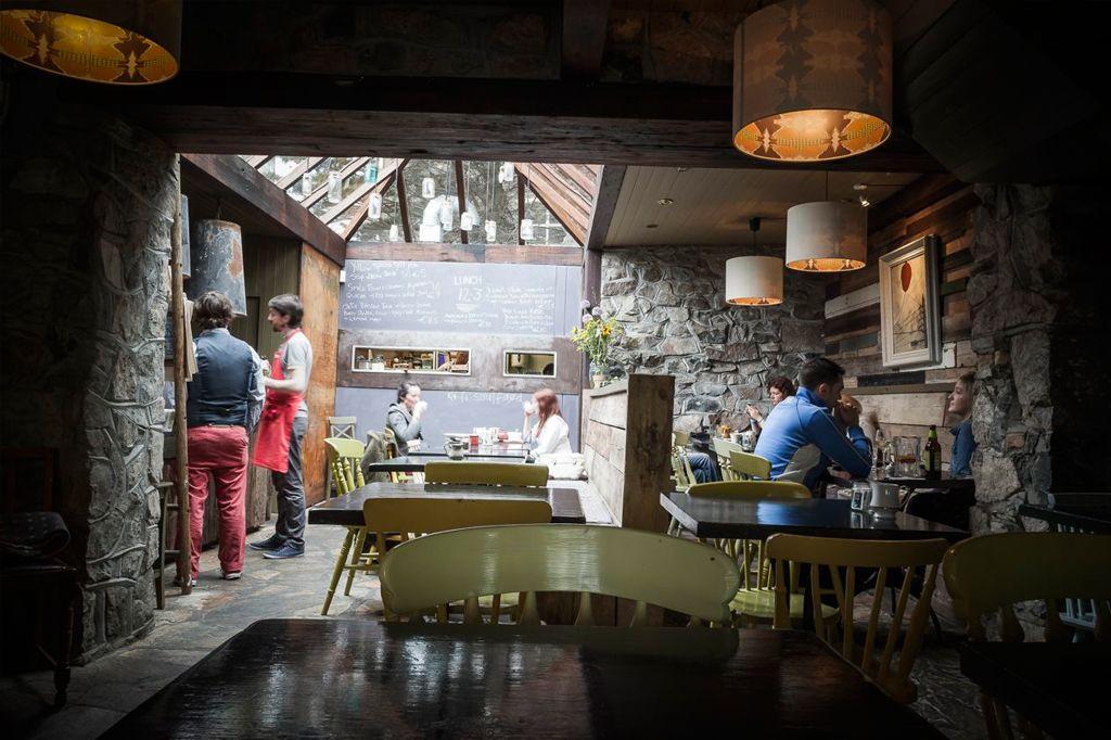 Kai Cafe Restaurant Galway Australian Cuisine