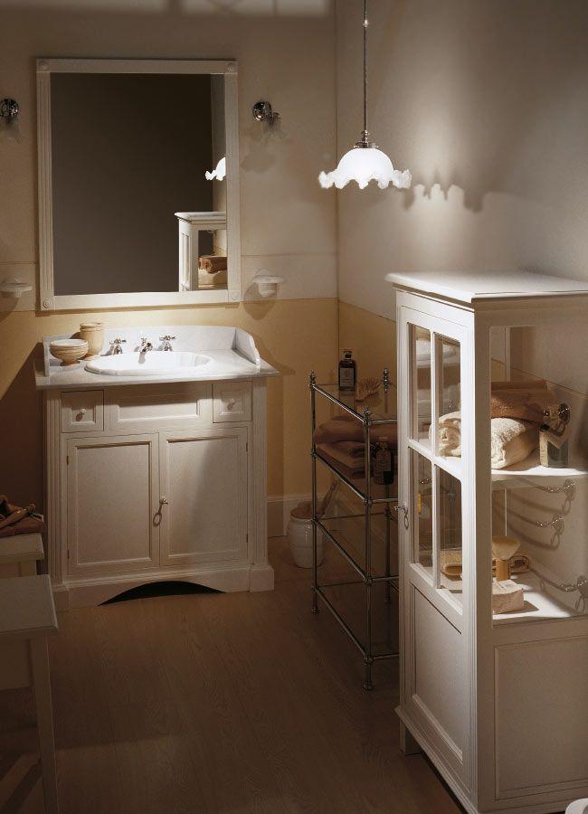 collezione bagno mediterranea provenzale bianchini & capponi ... - Mobili E Arredo Bagno