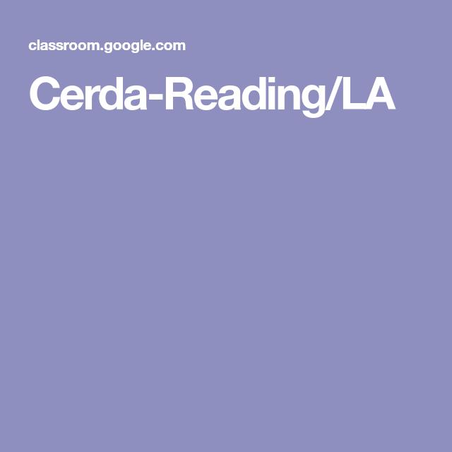 Cerda-Reading/LA