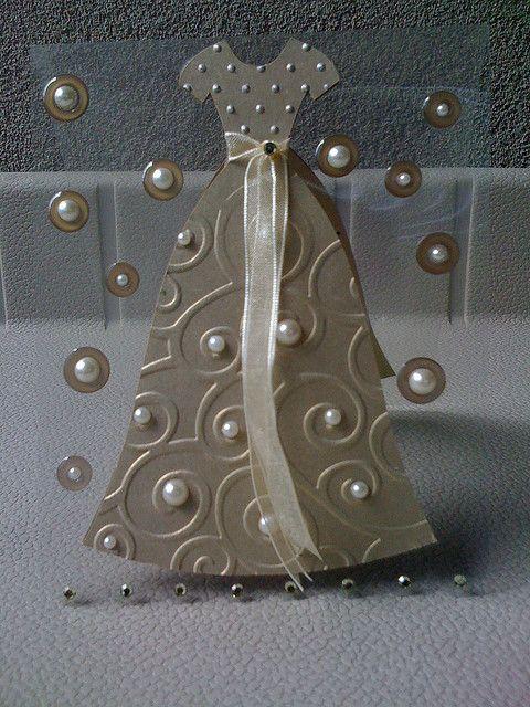 wedding/bridal shower card