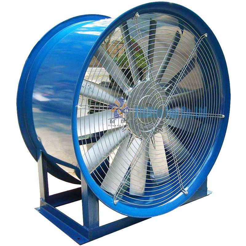 Industrial Fans For Warehouses : Steel axial outdoor industrial fan for warehouse