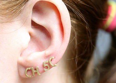Appetizing Alphabet Diy Earrings Diy Earrings Creative And Gift