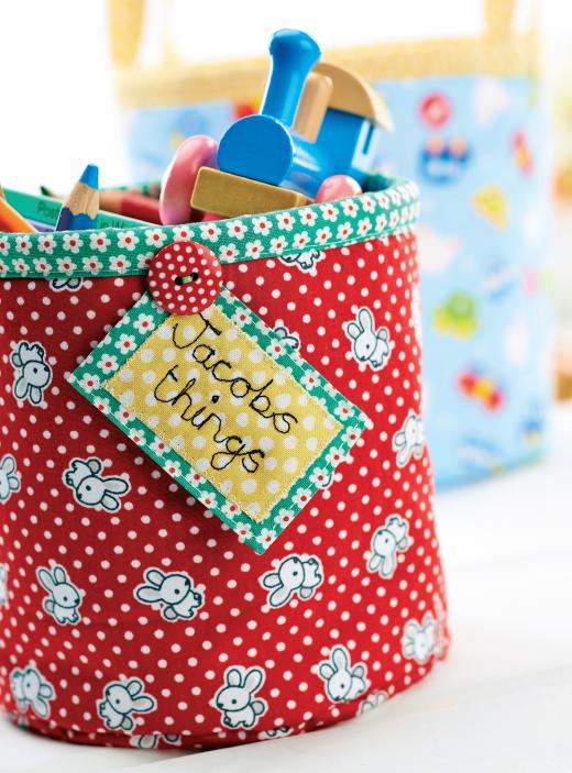 design a bag toy