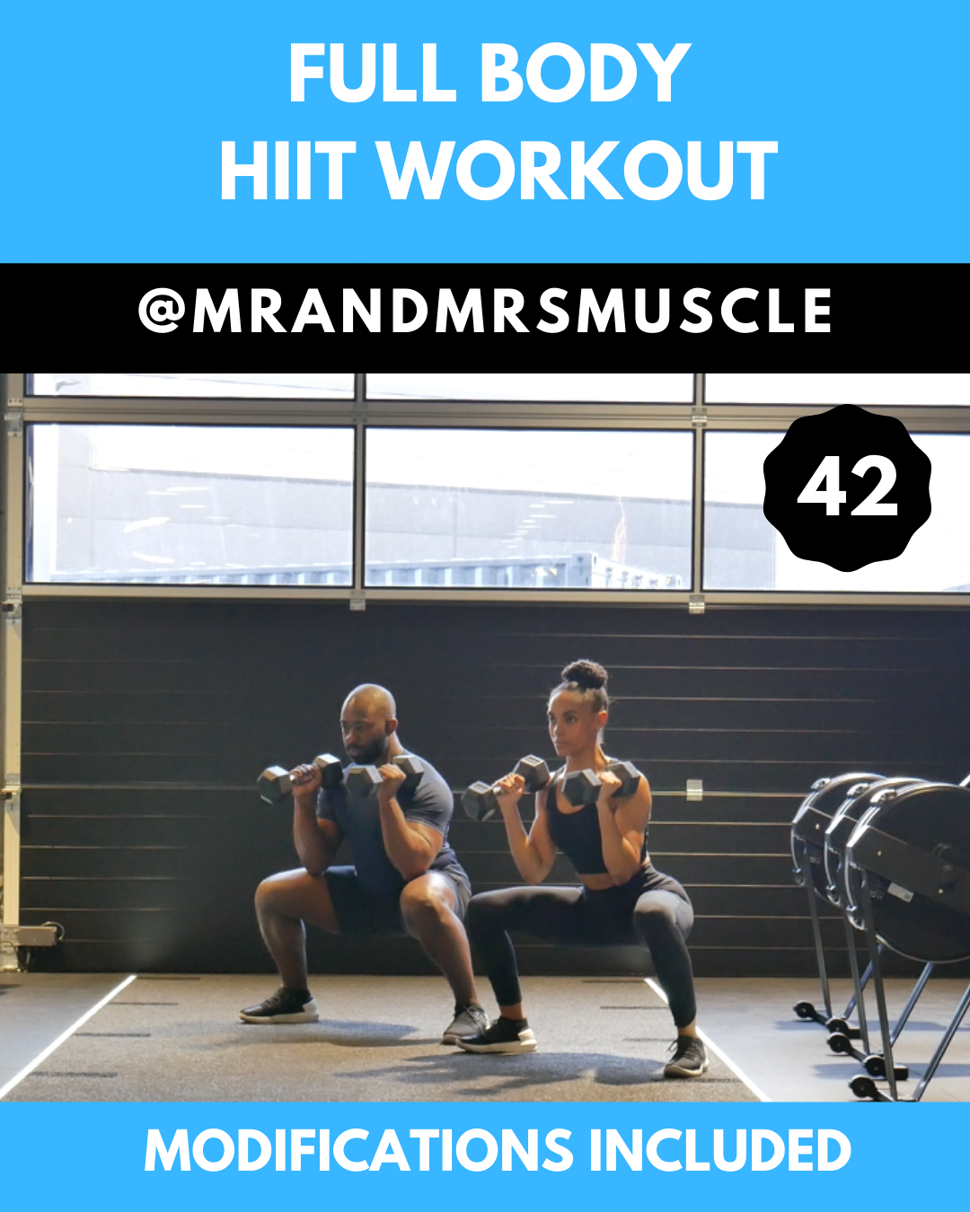 Full Body HIIT Session
