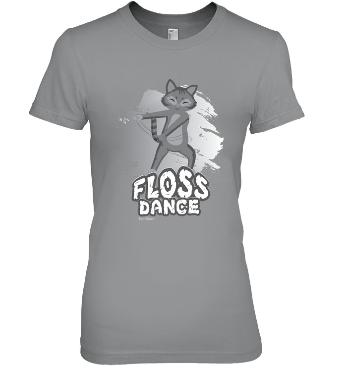Funny Sloth Flossing Floss Dance Humorous Hipster Gift