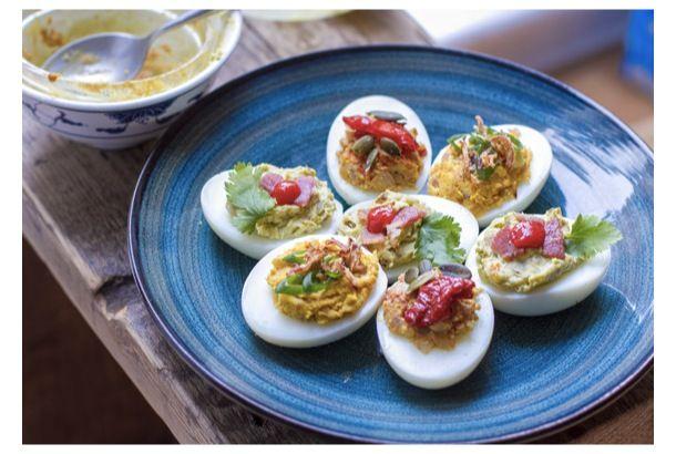 こんなにおいしいビックリ卵は悪魔の味?   roomie(ルーミー)