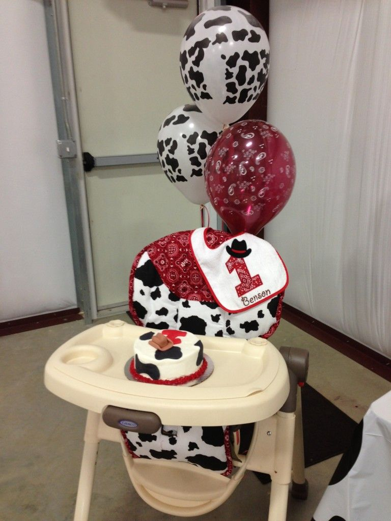 Westerncowboy 1st Birthday Party Coles 1st Birthday Pinterest