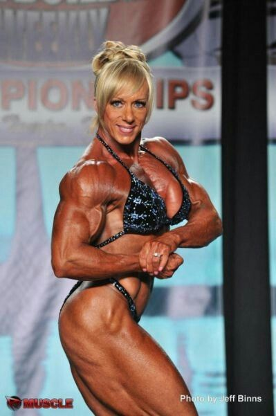 Love Her  Bodybuilder  Muscle Building  lora ottenad. Pin by chirath on lora ottenad   Pinterest   Female muscle