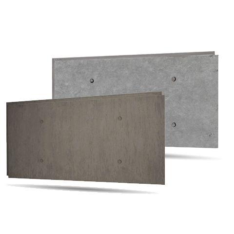 Faux Concrete Wall Panel Sample Faux Concrete Wall Concrete Wall Panels Concrete Wall