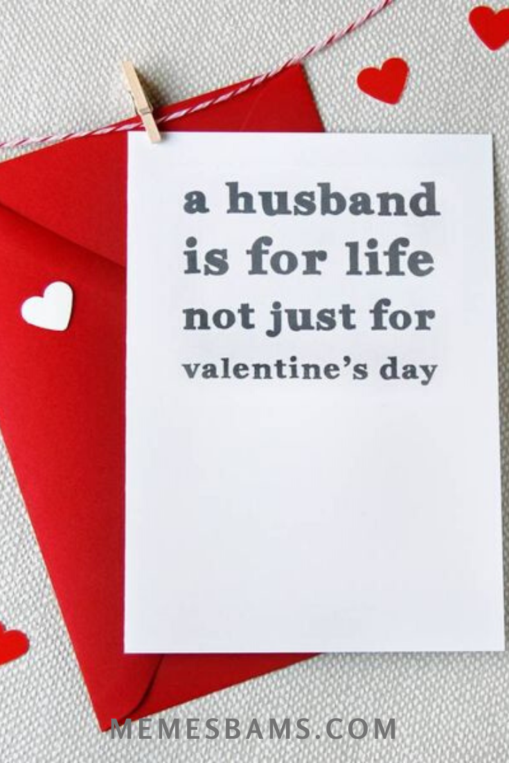 Valentine S Day Memes For Husband Valentine Zitat Valentines Day Sayings Frohlichen Valentinstag