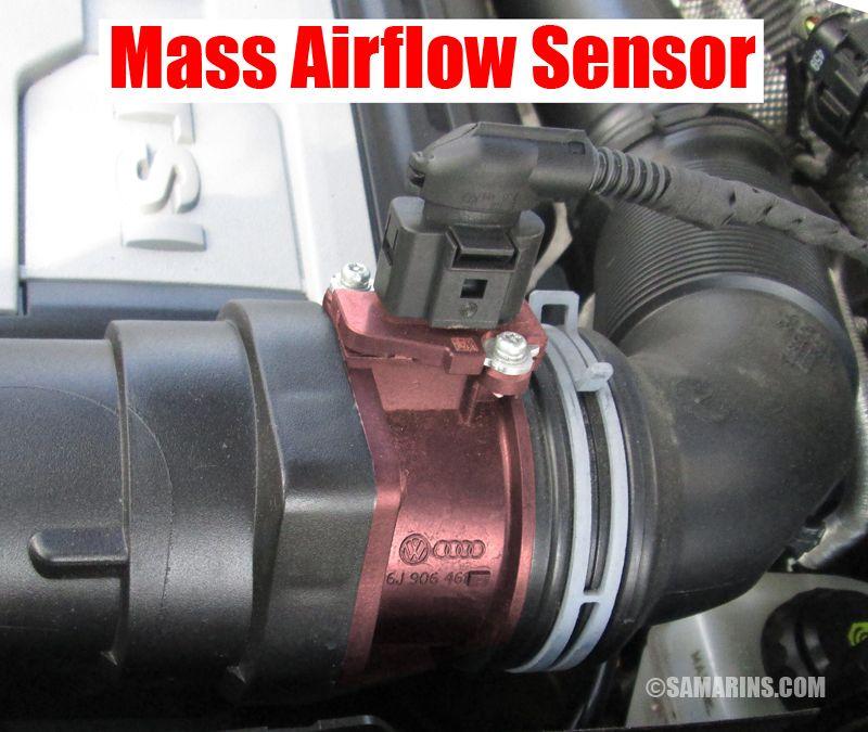 Signs Of A Bad Mass Air Flow Sensor Automotive Repair Car Mechanic Sensor