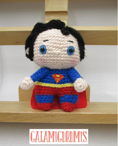 Superheroes crochet set - CROCHET | Cute crochet, Crochet dolls ... | 499x404