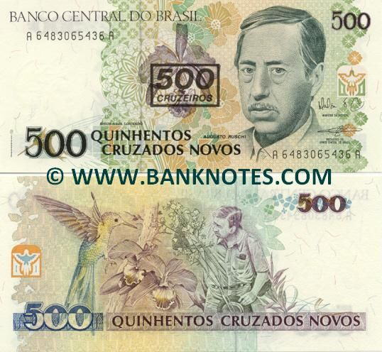 money from brazil | Brazilian Currency Gallery | Cedulas brasileiras, Moedas e Notas