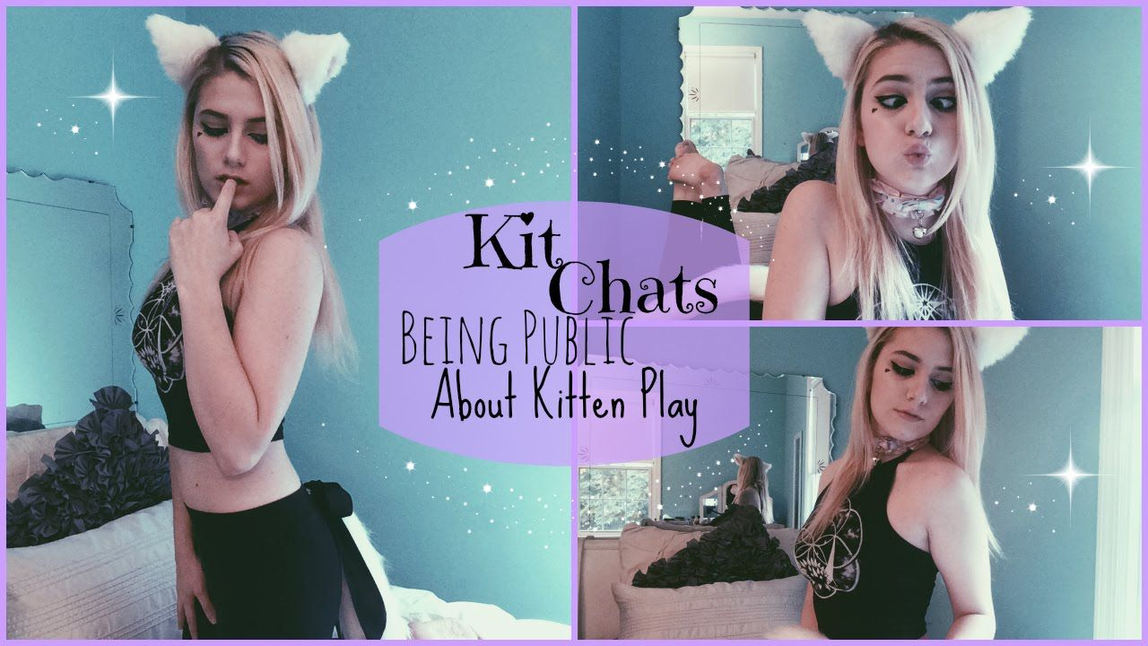 Kit Chats Being Public About Kitten Play Pastel Kitten Kittens Playing Youtube Kitten