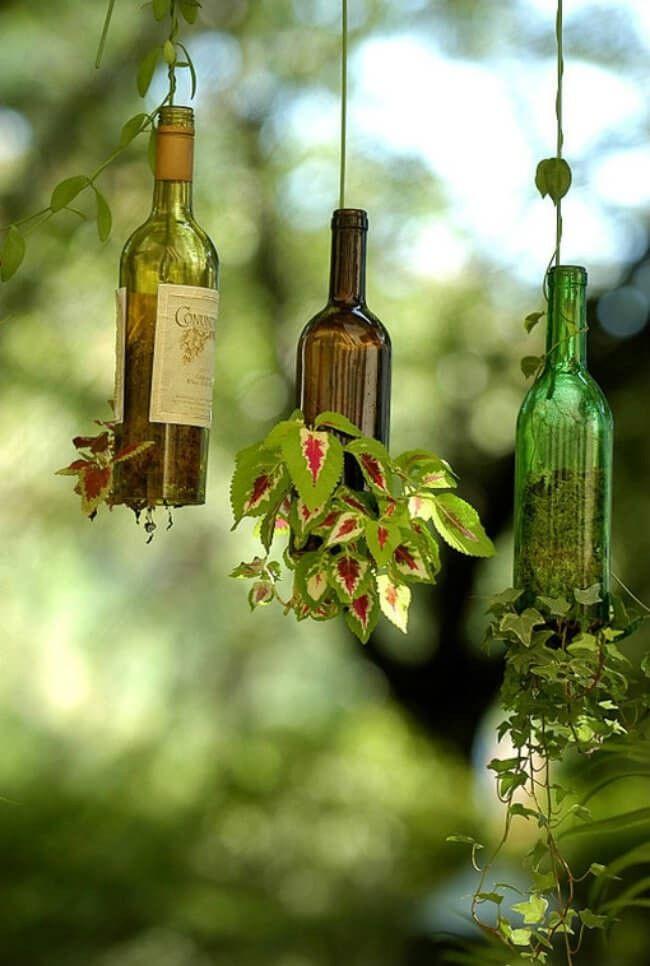 Handheld Glass Bottle Cutter Wine Bottle Planter Wine Bottle