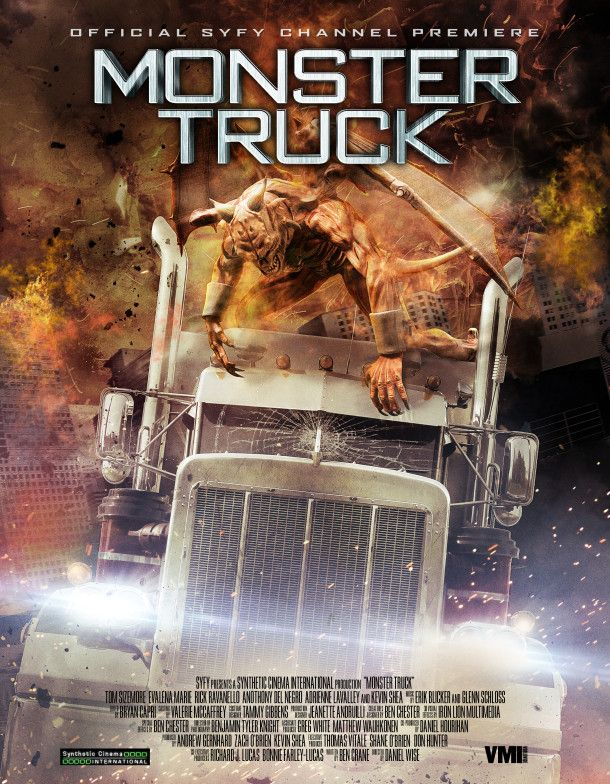 Watch Monster Trucks Full Movie Online