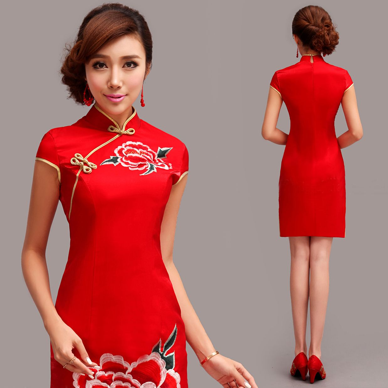 Unique chinese traditional dresses Google Search