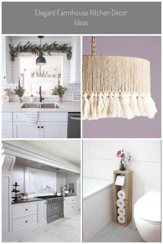 elegant farmhouse kitchen decor ideas kitchendecoratingideas elegant kitchen decor elegant on kitchen organization elegant id=79245