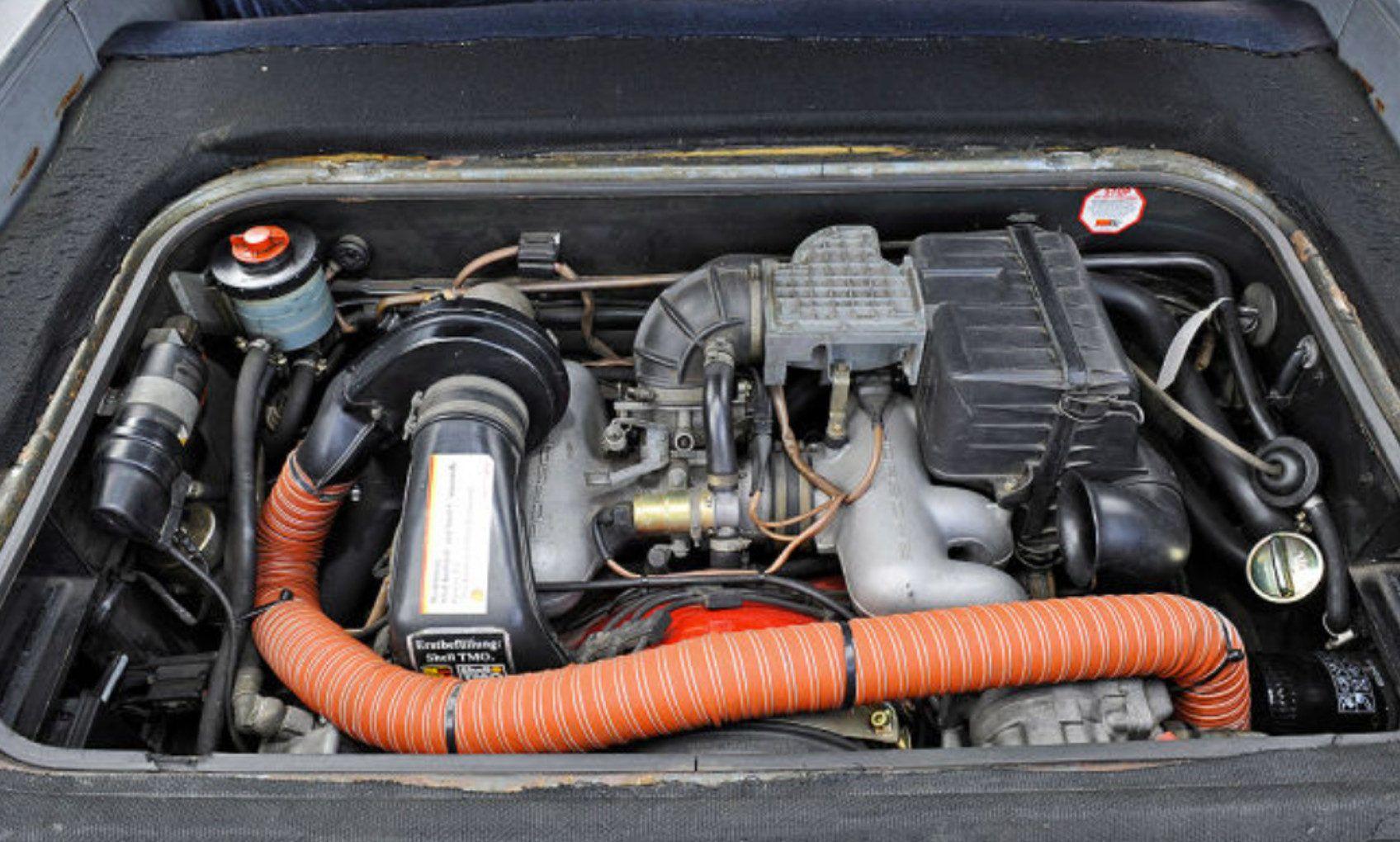 Porsche-built B32: the fastest VW bus | 80's Vanagon | Vw