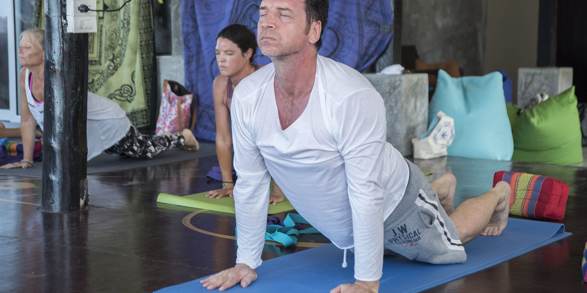 Nick Knowles Became A YogaLoving Vegan In 28 Days Nick