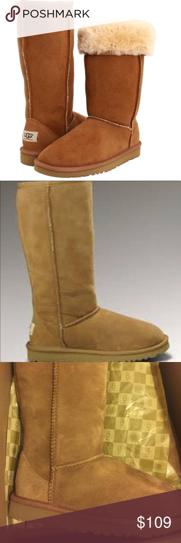 ugg boots Classic tall grön