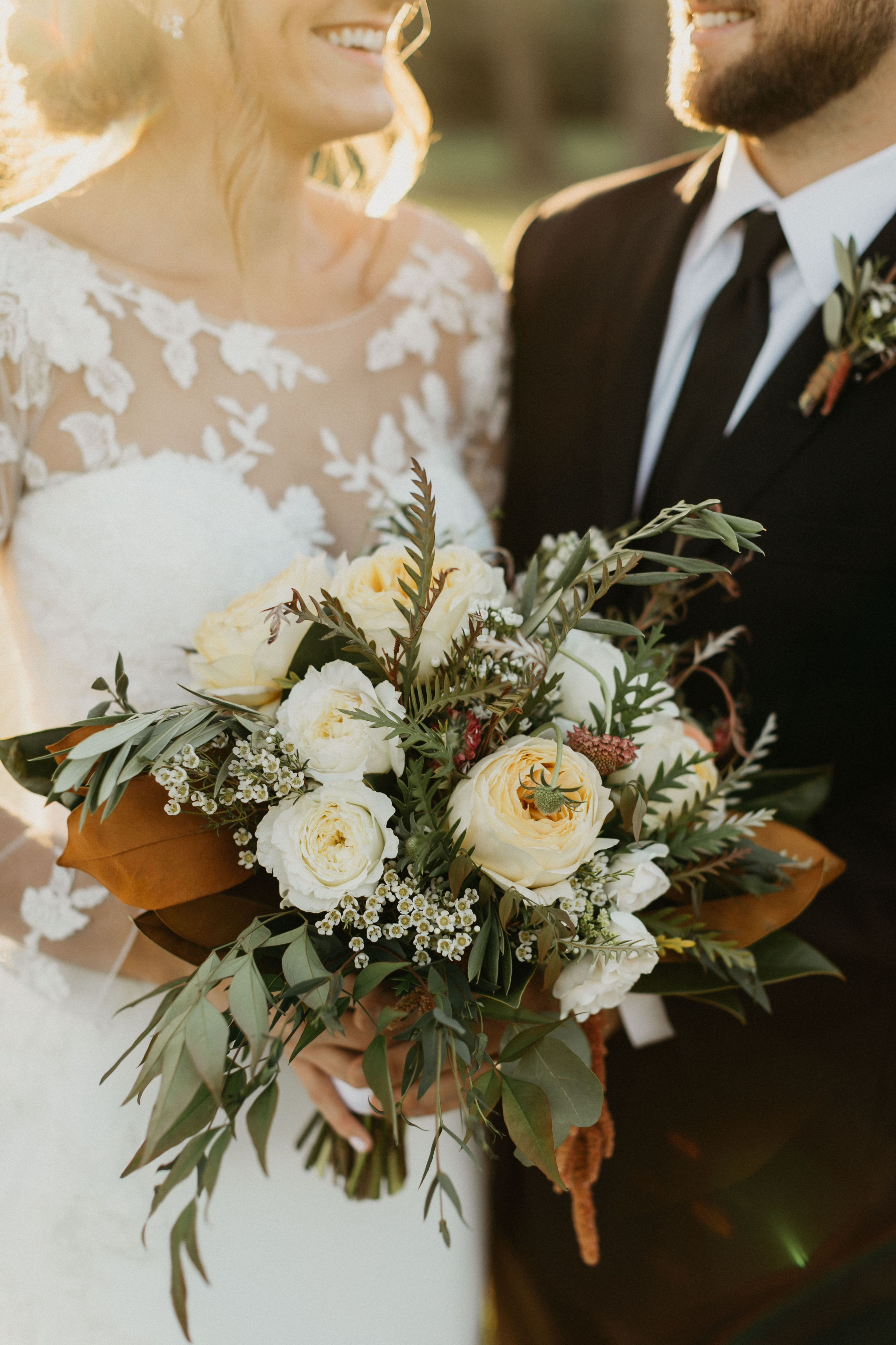 This Bohemian Wedding Bouquet By Vineandpetals Is Such A
