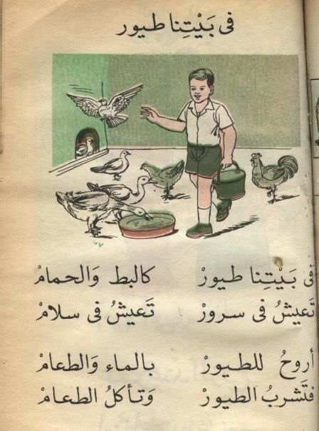 ن في بيتنا طيور من ذكريات الطفولة الجميلة Arabic Books Egypt History Egyptian History