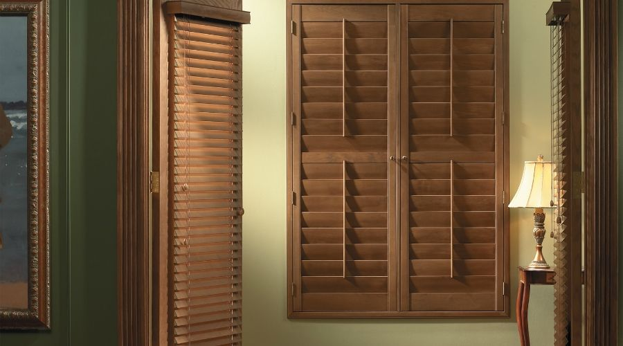 Dress Up Your Windows The Most Beautiful Way With The Graber Faux Wood  Shutters Or Graber Plantation Shutters That Can Spread The Beauty Of Wood  In The ...