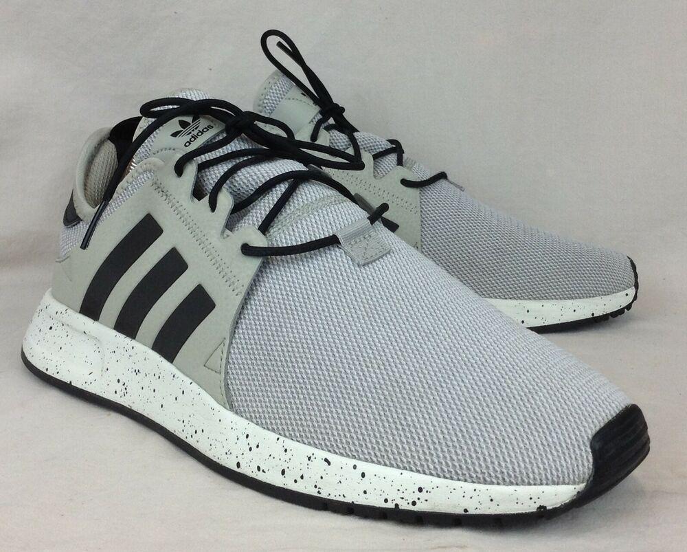 Adidas men, Black running shoes