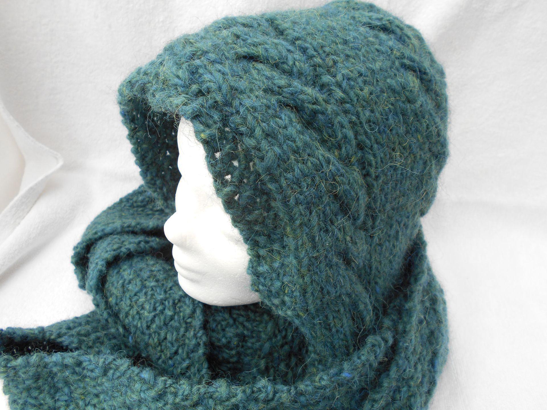 Photo of Scoodie – DIY und Do It Yourself – #Kuenkenschal #Knitting #KuenkenschalStricken…