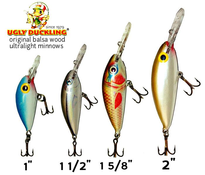 Pin Pa Ultralight Lures