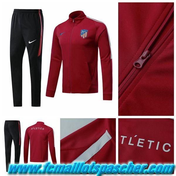 cozy fresh vast selection official site Nouvel Survetement De Foot Nike - Veste Atletico Madrid ...