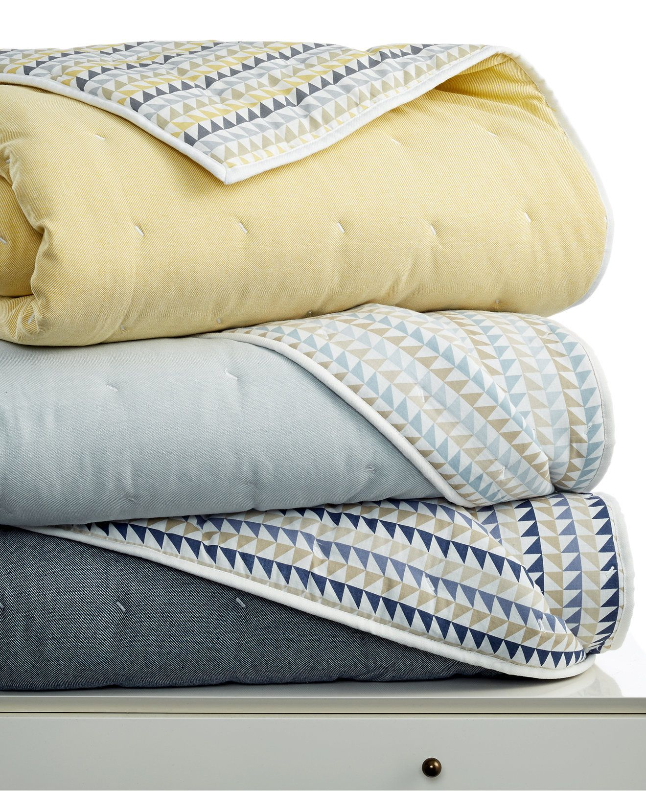 Nautica Shelford Coverlet Collection - Bedding Collections - Bed ...