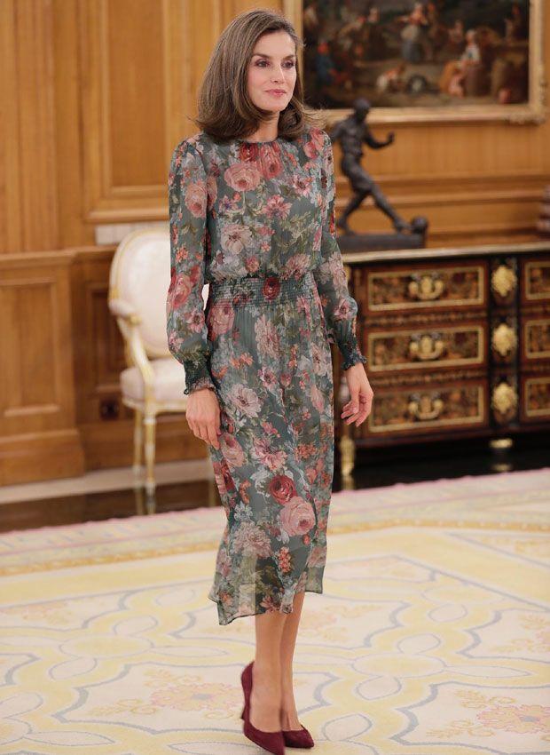 3a estivi principessa bei nuevo Ortizla regina zara Outfiti vestiti Zara Letizia Letiziala Letizia rWBeoCxd