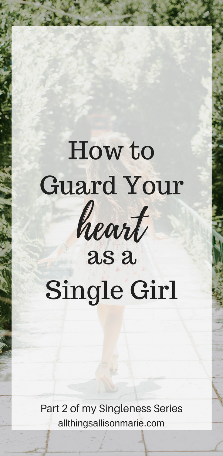 how to guard a womans heart when dating
