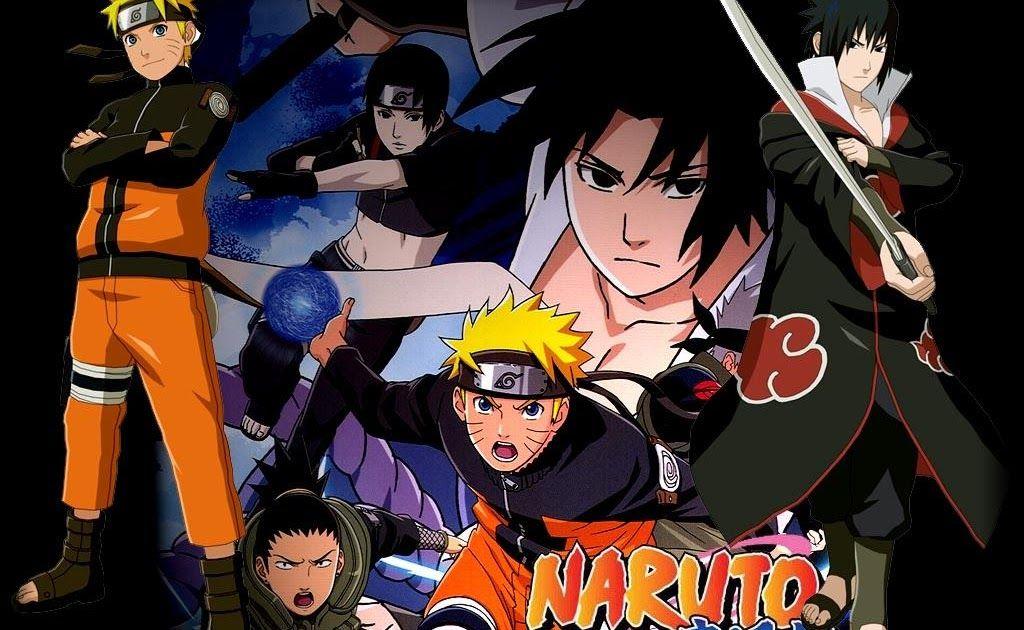 Paling Bagus 13 Wallpaper Gambar Animasi Naruto Keren Di 2020