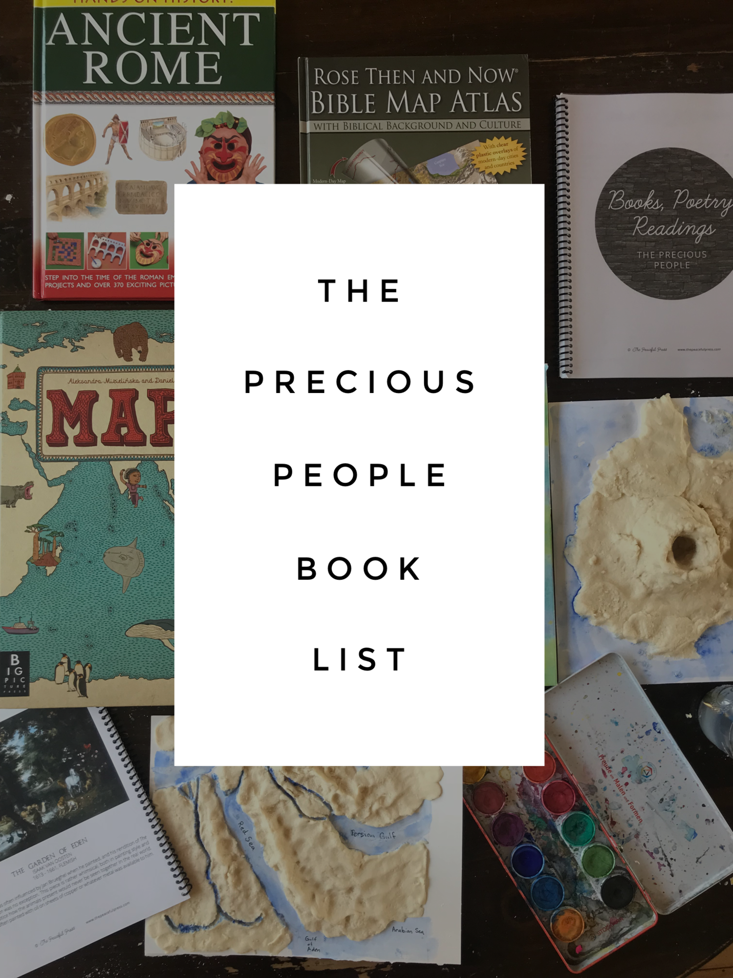 The Precious People Book List
