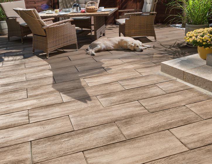 Logplank Hellbraun Holzdiele Terrasse Bedachungen Pinterest
