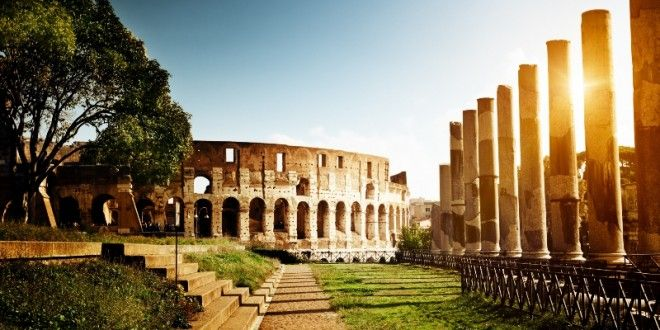 Roman Colosseum Wallpapers