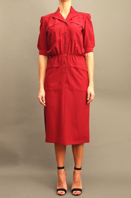 Vintage dress s fashion clothing style leloopas chic