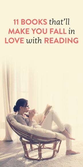 11 First Books That Will Make You Fall in Love With Reading