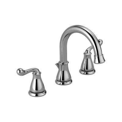 Delta Southlake 8 In Widespread 2 Handle Bathroom Faucet In